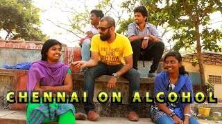 Chennai On Alcohol / Sarakku | Loudspeaker