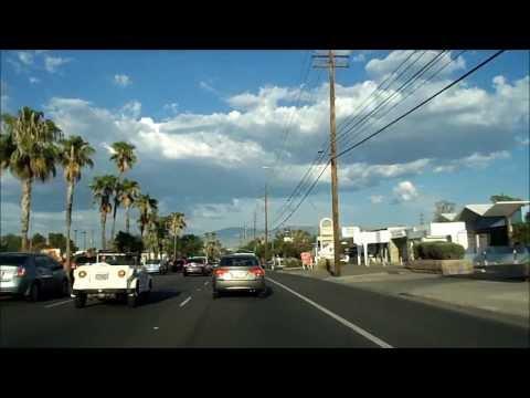 Driving in Tucson Az