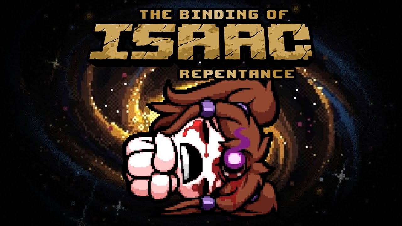 ABSOLUTNIE BROKEN   The Binding of Isaac: Repentance #13