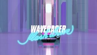 Wave Racer - Flash Drive (feat. B▲by) [Official Music Video]