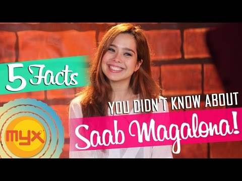 5 facts you didn't know about Saab Magalona!