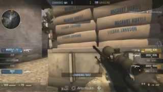 Урок стрельбы с AWP в CS:GO
