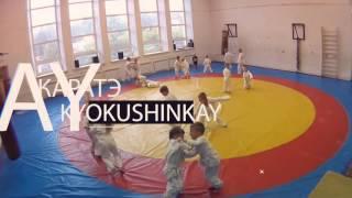 Каратэ промо, обучение детей от 3 х лет, спортклуб TORA