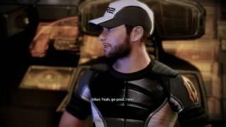 Mass Effect 2 - Dearka Shepard: Renegade Funny Moments 1/4