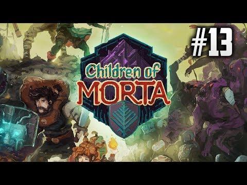 Zenaton Plays - Children of Morta Part 13 [Grandma Margaret]  