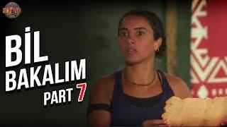 Bil Bakalım 7. Part   30. Bölüm   Survivor Türkiye - Yunanistan thumbnail