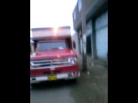 VENTA CAMION DODGE-300 (SJL- LIMA-PERU)