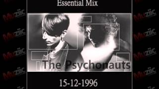 The Psychonauts Essential Mix 15-12-1996 Part 2