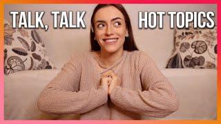Talk, talk, talk   o vlogmasu, planovima, praznicima