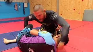 The Cradle Attack Series - Darce Choke