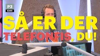 Telefonfis med en lytter | GANDHI | DR P3