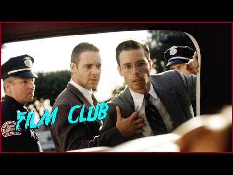 L.A Confidential Review | Film Club Ep.26