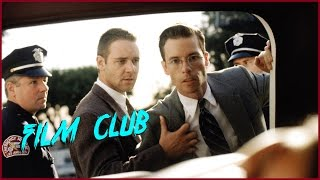 l a confidential analysis Name tutor course date la confidential film - delivers prime sinnuendo la confidential film is a sole violent ride although it is all performed in the context of a gritty story.