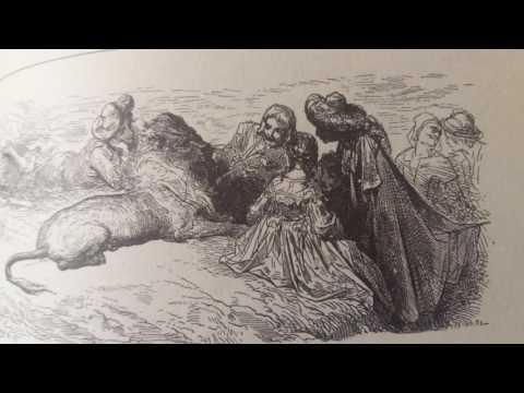 Fables de La Fontaine - Le lion amoureux