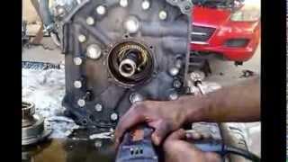 Mazda RX8 motor rotativo reparacion parte 1