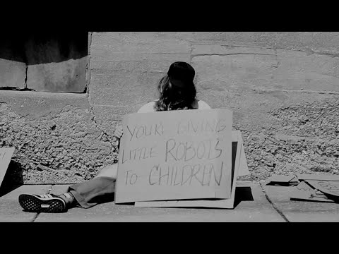 Bovine Nightmares - Giving Little Robots to Children (Official Music Video)