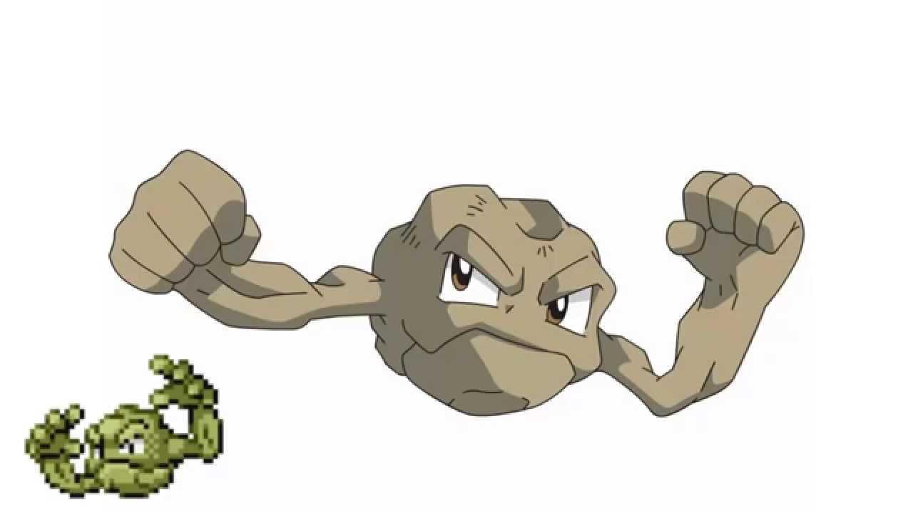 Pokemon Cries - Geodude | Graveler | Golem - YouTube