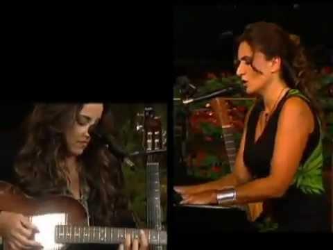 Chiara Civello e Ana Carolina Live - Mais que a Mim (I Didn't Want)