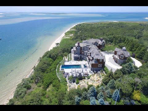 House of the Week: $20M Cape Cod mansion has private beach, wine cave