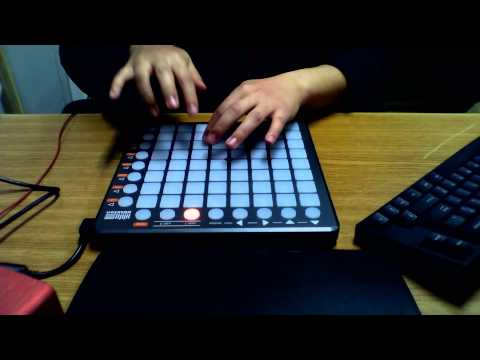Launchpad - Mashup Culture by Launchpad Pro (cover by E.MARK) part. 2