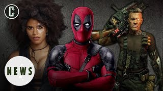 Deadpool 2: Here's What They Added in Reshoots