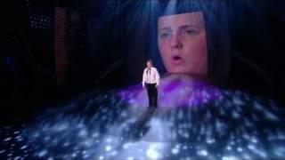 Andrew Johnston in Britain's Got Talent Semi-final (HQ vid)