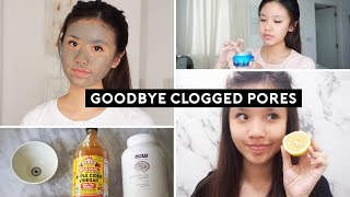 My Weekly Acne Routine ♥ Bentonite Clay, PMD, and more!