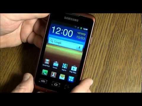Видеообзор смартфона Samsung Galaxy Xcover