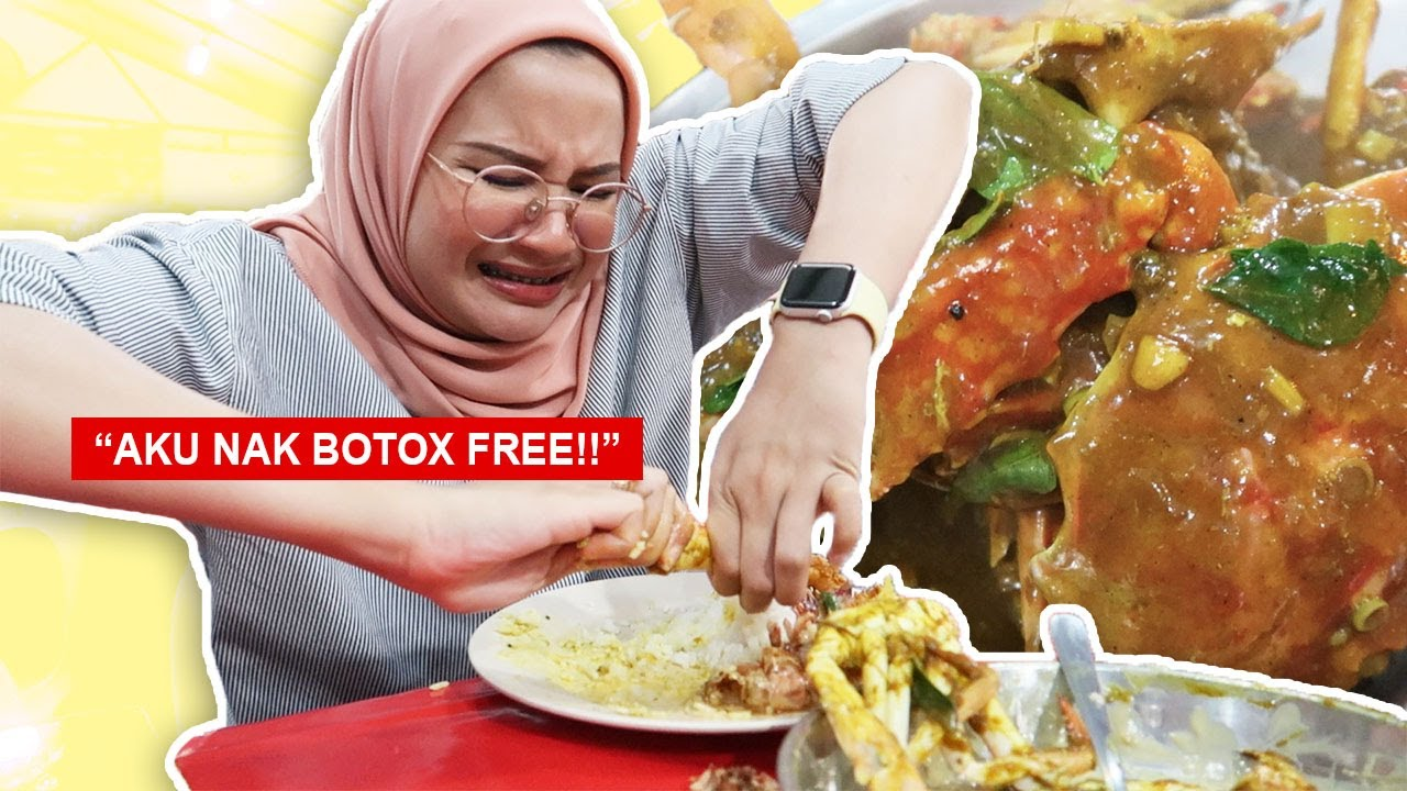 Makan Ketam Udang Dapat FREE BOTOX Bibir | Ep.1 Yayy Sabah | #81 Hidup Shazz