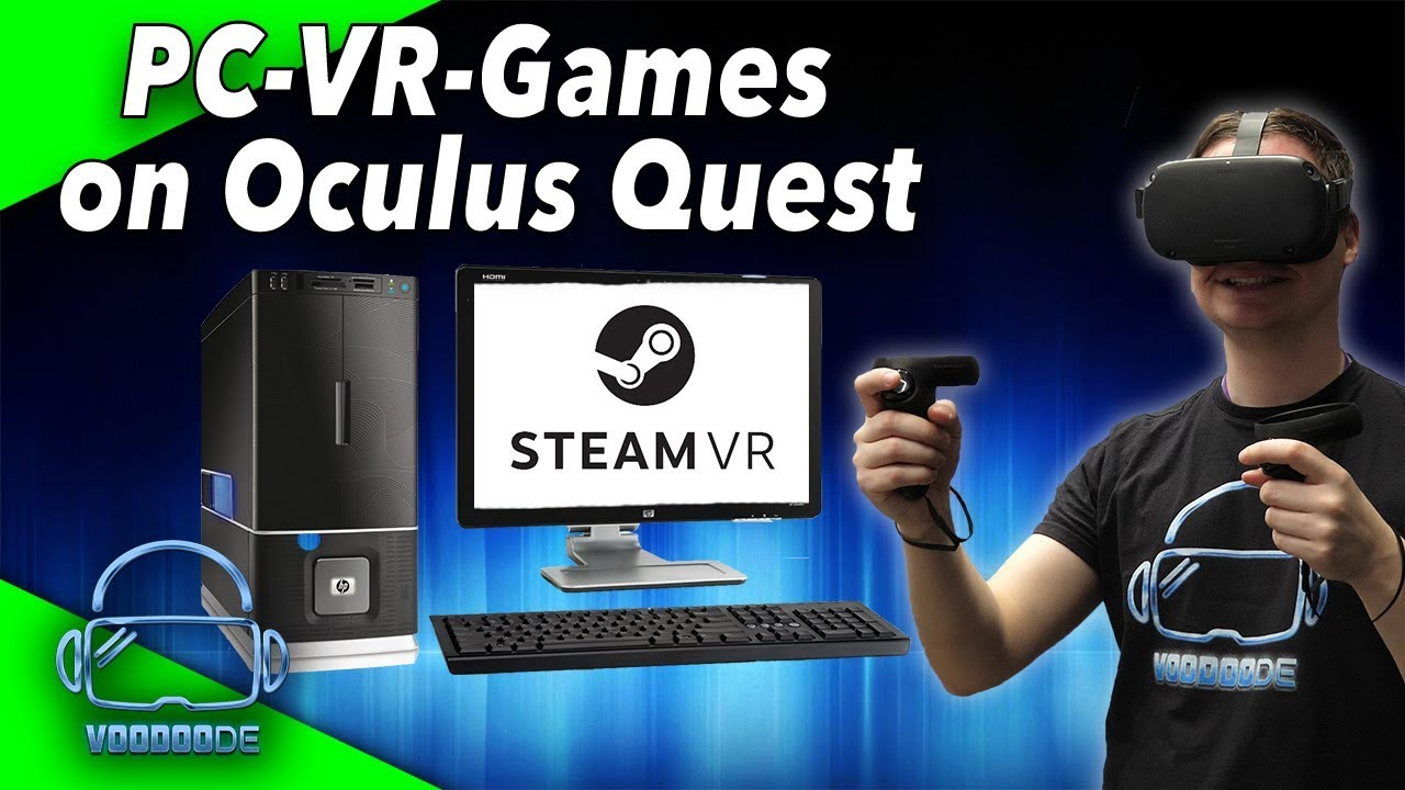 OCULUS QUEST KILLER FEATURE!! PC-VR-Games on Quest without latency and top  graphics! [ALVR guide]