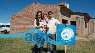 La casa propia ya es realidad - Desde 2012 se construyeron 194 mil viviendas - AEN 07-10 18HS.