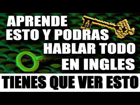 SOLO APRENDE ESTO Y DOMINARAS EL INGLES MUY RAPIDO Y FÁCIL – CURSO DE INGLES COMPLETO