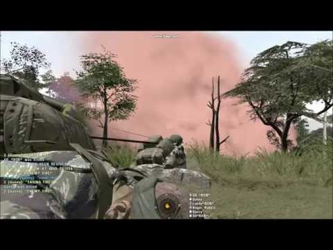 Arma 2 A.C.E Vietnam LRRP Patrol Part 9 of 12