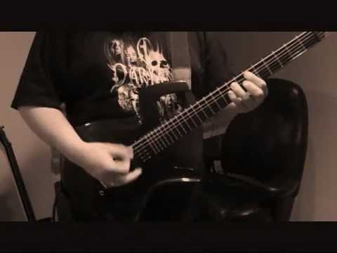 "Cannibal Corpse ""Caged...Contorted"" (Guitar Cover) NEW ALBUM ""TORTURE"" IN STORES NOW!!!"