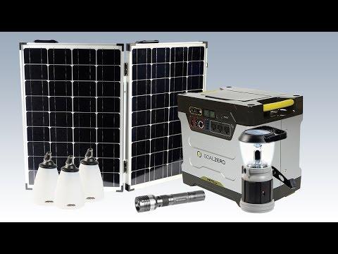 Goal Zero Yeti 1250 Off Grid System – Review