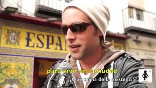 """Reportaje de Radio Persona 1, """"El ser"""""""