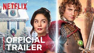 The Knight Before Christmas starring Vanessa Hudgens | Official Trailer | Netflix