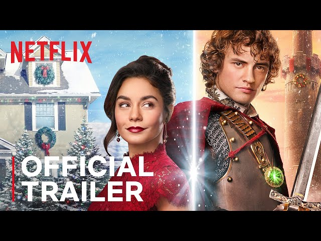The Knight Before Christmas starring Vanessa Hudgens | Official Trailer | Netflix