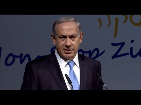 Netanyahu: Hitler Didn't Want to Exterminate the Jews  -  Credit: GPO