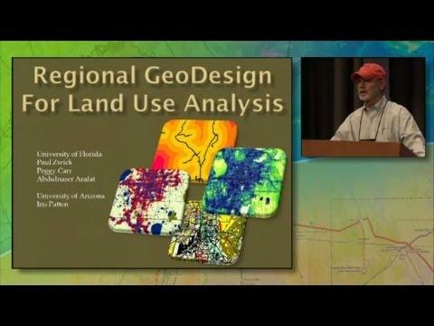 Regional Geodesign for Land use analysis