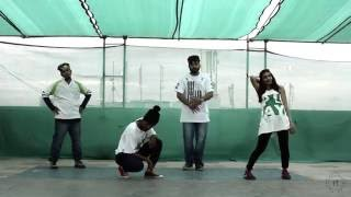 Gambar cover Old school choreography - Hip Hop Hooray | Happy Hours Dance Place