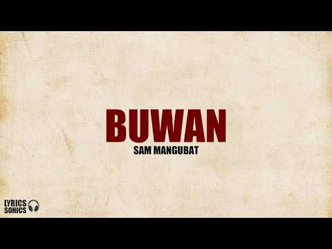 Sam Mangubat - Buwan (Cover) Lyrics