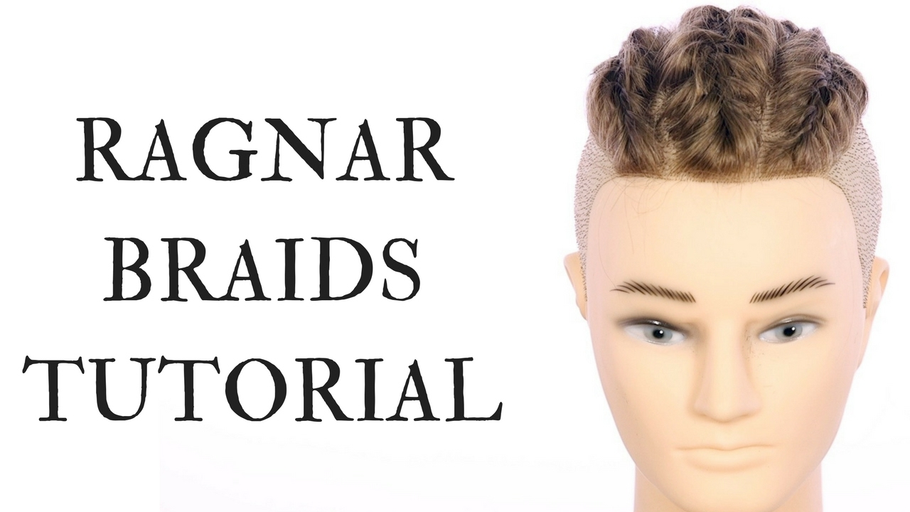 Ragnar Braids Tutorial TheSalonGuy YouTube