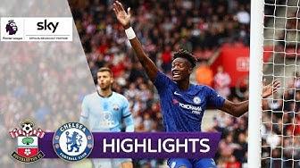 4 Tore gegen Hasenhüttl! Blues im Aufwärtstrend | FC Southampton - FC Chelsea 1:4 | Highlights