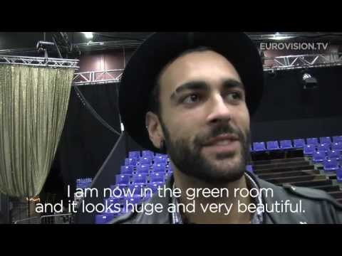 Marco Mengoni - L'Essenziale (Italy) First Rehearsal