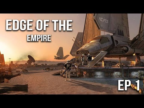 Star Wars - Edge Of The Empire RPG Ep1 (Welcome To The Rim)