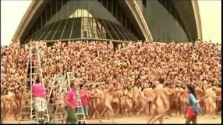 ITV News Australia Sydney Naked People