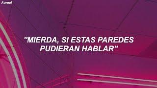 Halsey & Nico Collins - Walls Could Talk Traducida al Español