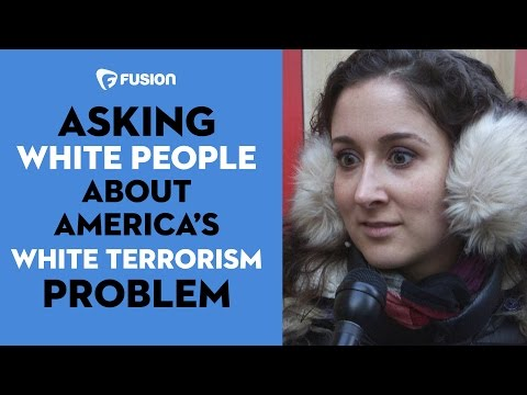 Asking White People about America