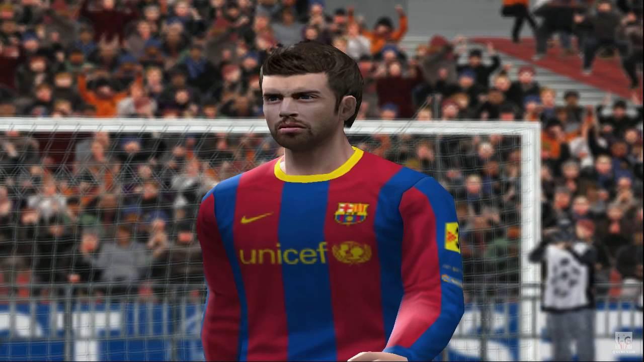 Hasil gambar untuk Pro Evolution Soccer 2011 ps2